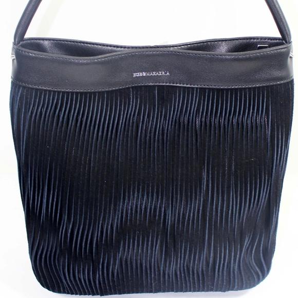 BCBGMaxAzria Handbags - BCBG MAXAZRIA FRINGE LEATHER BAG